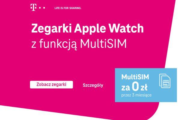 T-Mobile Apple Watch promocja