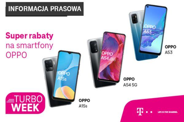 OPPO promocja Turbo Week