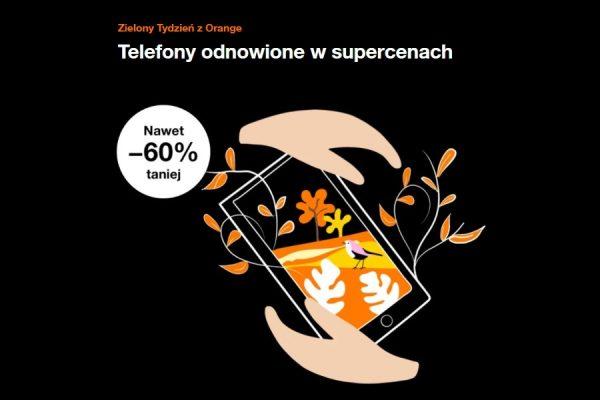 Orange outlet rabat 60%