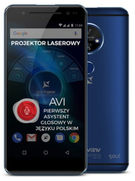Allview X4 Soul Vision front