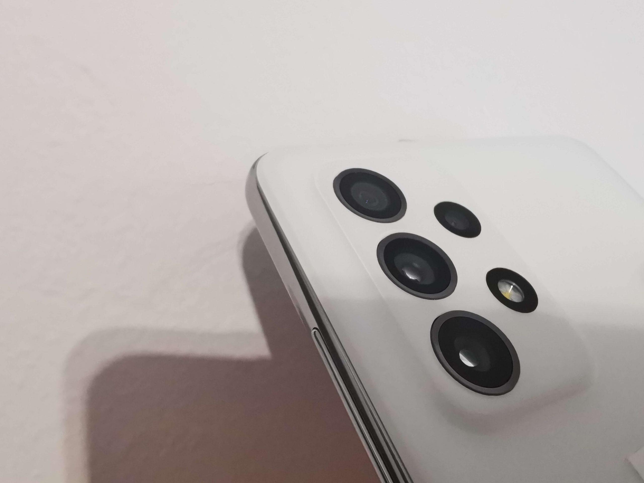 Samsung Galaxy A72 recenzja