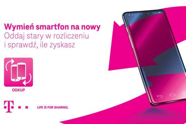 T-Mobile do 2899 zł za stary telefon promocja