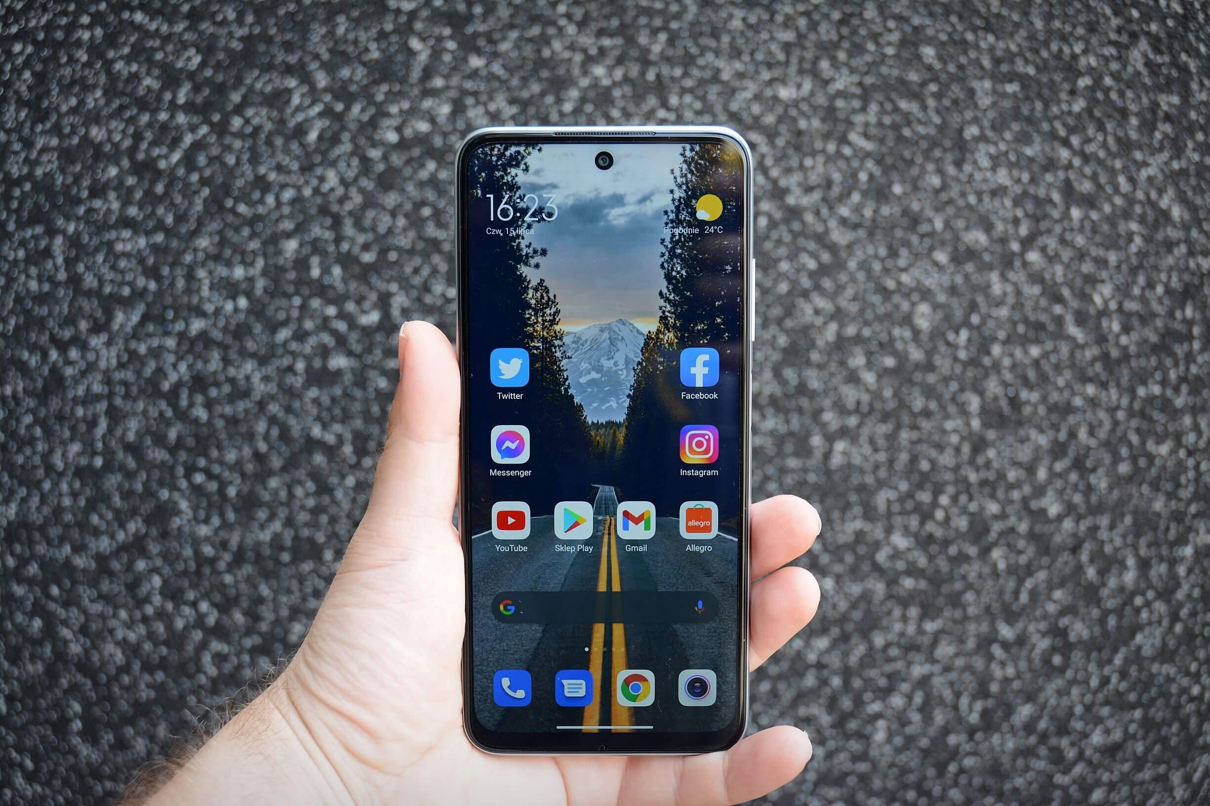Redmi Note 10 5G recenzja