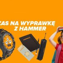 Telefon HAMMER + Watch i wyprawka do szkoły w Play