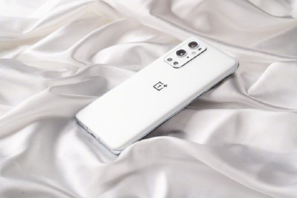 biały OnePlus 9 Pro