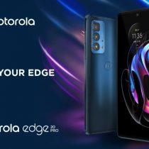 Nowa Motorola Edge 20 Pro – przedsprzedaż w Plusie