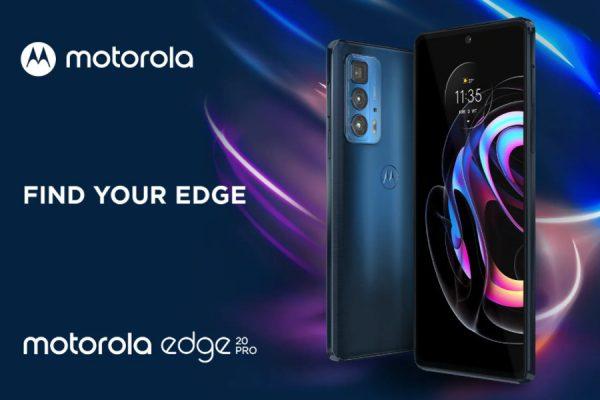 Motorola Edge 20 Pro przedsprzedaż