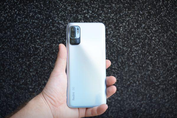 Redmi Note 10 5G test