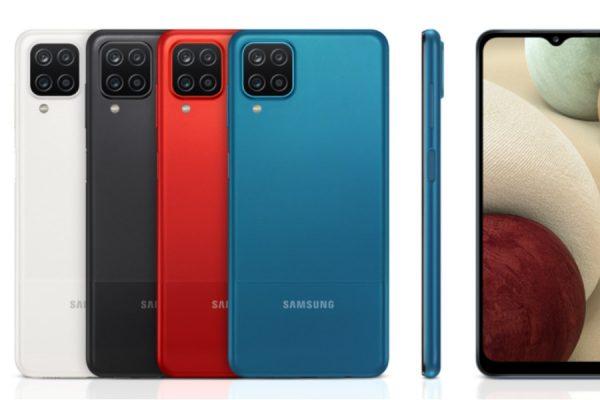 Samsung Galaxy A12 Nacho debiut