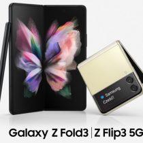 Przedsprzedaż Samsung Galaxy Z Fold3 i Z Flip3 – do 1800 zł bonusów!