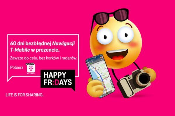 T-Mobile darmowa nawigacja promocja