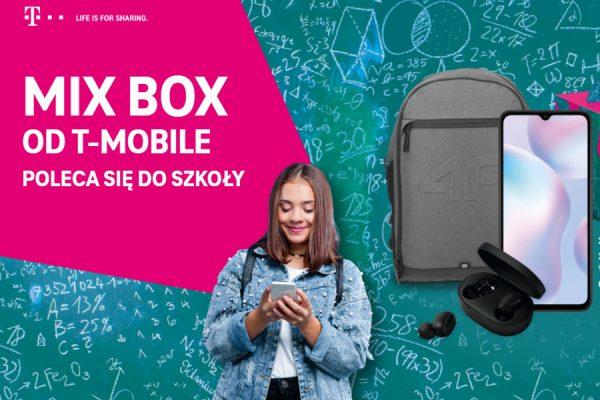 T-Mobile promocja szkolna dla uczniów