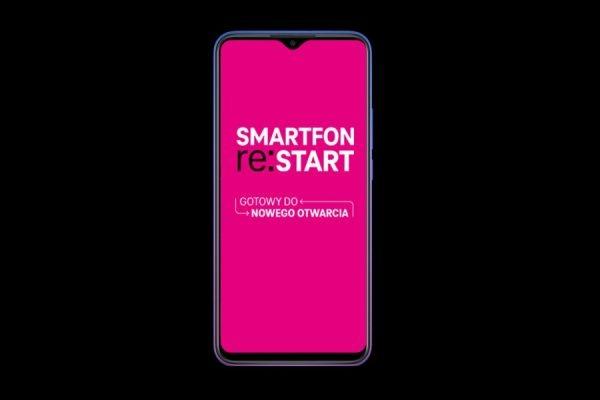 re:START T-Mobile telefony używane
