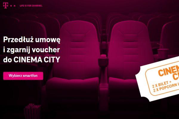 T-Mobile promocja Cinema City