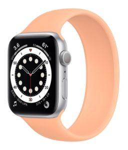 Apple Watch 6 dla kobiety