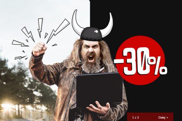 Internet Mobile Vikings rabat 30%