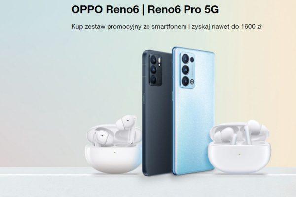 OPPO Reno6 Pro przedsprzedaż promocja