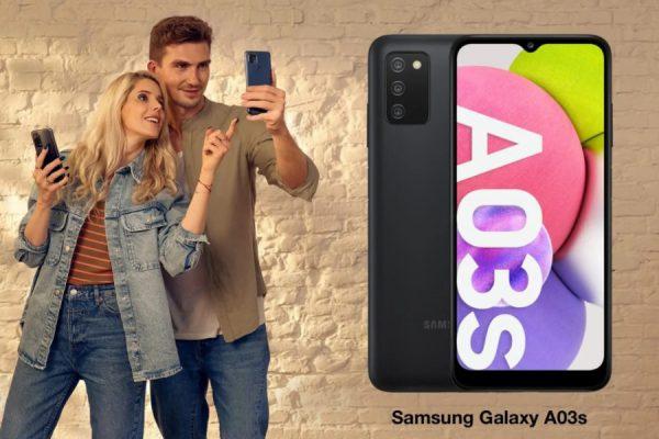 Samsung Galaxy A03s abonament