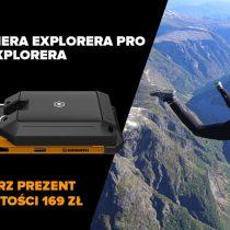 HAMMER Explorer Pro – kup go w Play i odbierz prezent o wartości 169 zł