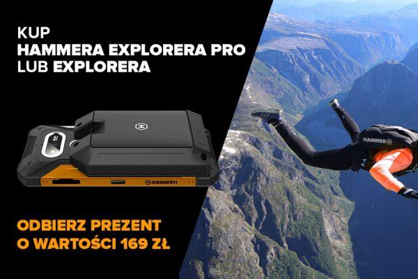 HAMMER Explorer Pro promocja