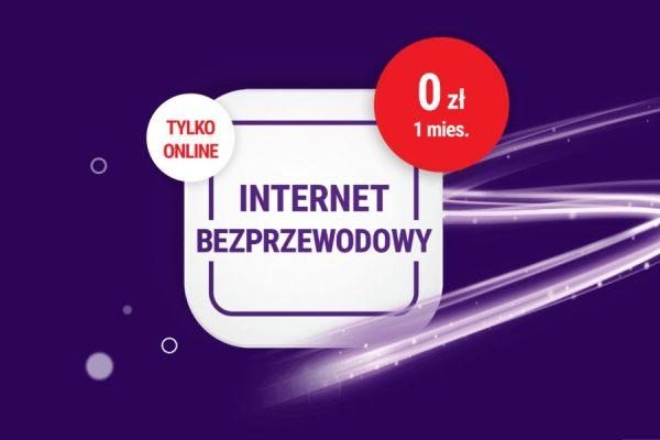 Play 5G Internet promocja