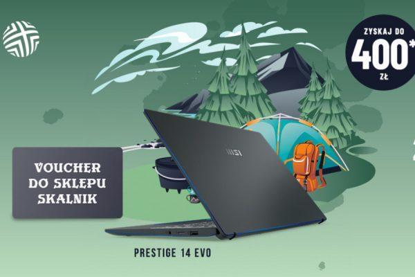 MSI Prestige 14 promocja