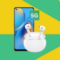 OPPO A74 5G + słuchawki gratis w Plush ABO