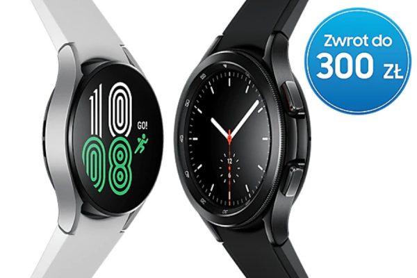 Samsung Galaxy Watch4 promocja