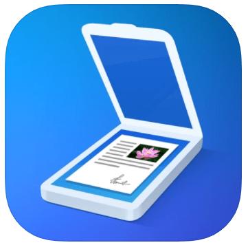 Scanner Pro aplikacja