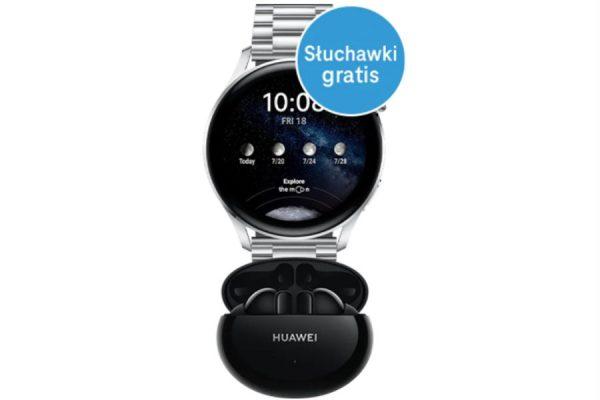 Huawei Watch 3 Elite LTE przedsprzedaż
