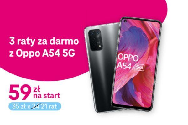T-Mobile OPPO A54 promocja