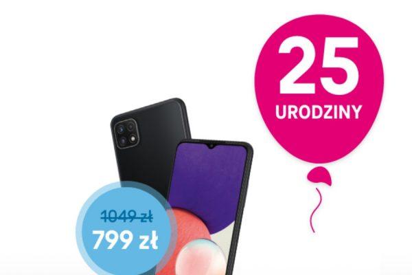 Samsung Galaxy A22 5G promocja