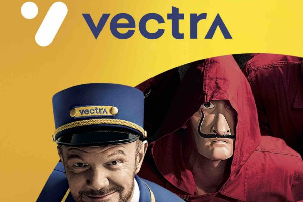 Vectra Internet 1/2 Gb/s promocja