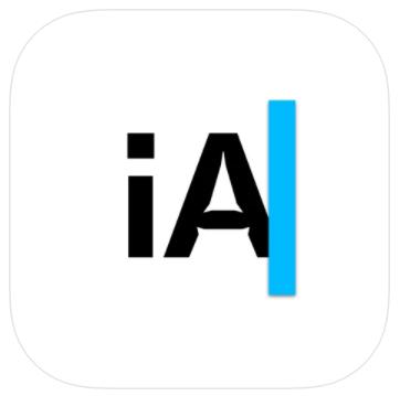 iA Writer aplikacja