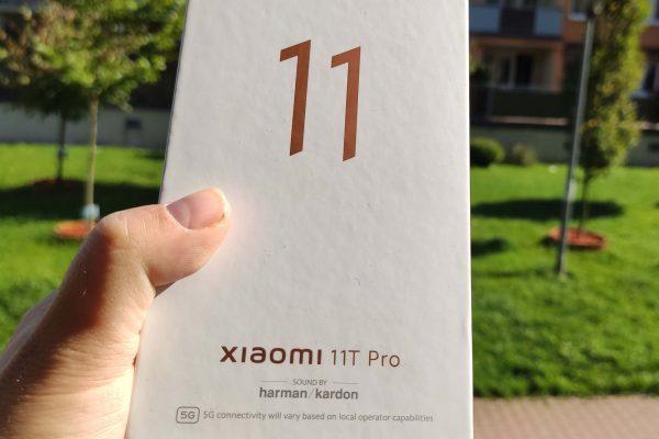 Recenzja Xiaomi Mi 11T Pro