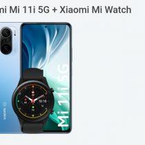 Xiaomi Mi 11i + Mi Watch z rabatem w Play