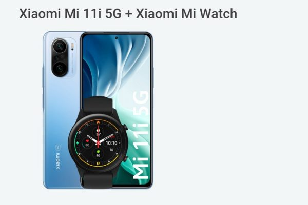 Xiaomi Mi 11i promocja