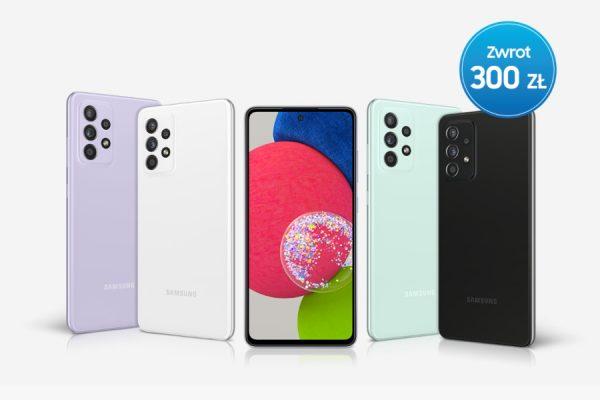 Samsung Galaxy A52s 5G promocja