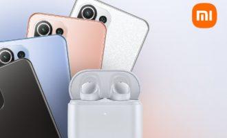 Przedsprzedaż Xiaomi 11 Lite 5G NE z prezentem!