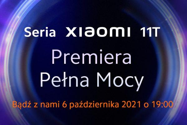 polska premiera Xiaomi Mi 11T