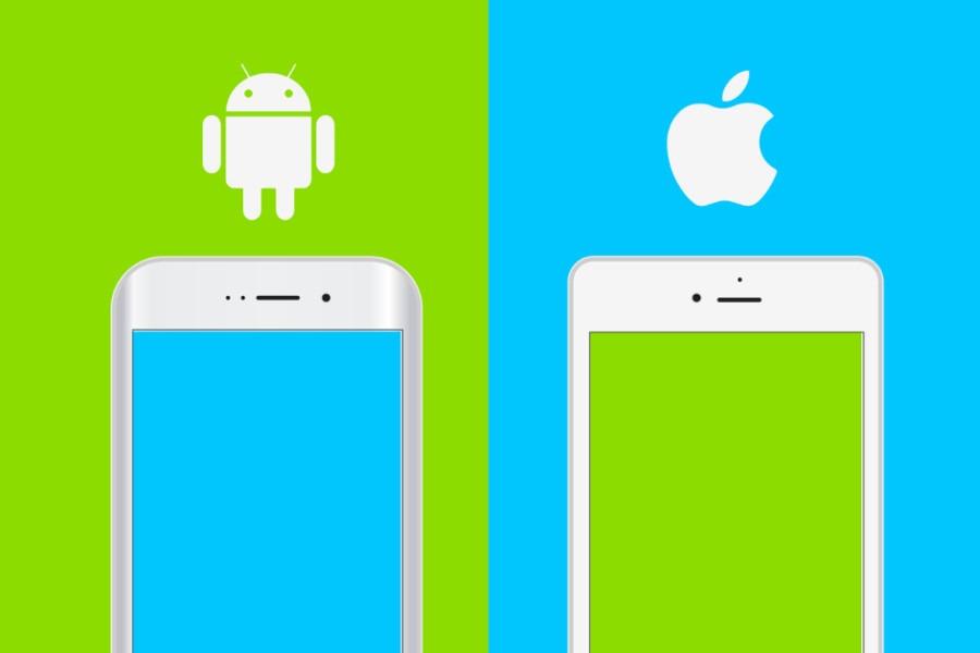iOS vs Android porównanie